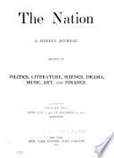 The Nation  , Volume 95