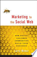 Marketing to the Social Web