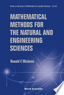 Mathematical Methods for the Natural and Engineering Sciences Book