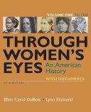 Through Women s Eyes  Volume 1 Book PDF