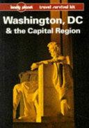 Washington  DC and the Capital Region