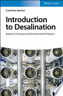 Introduction to Desalination Book