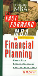 The Fast Forward Mba In Financial Planning PDF