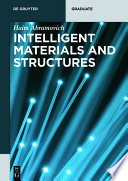 Intelligent Materials and Structures Book