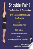 Shoulder Pain? The Solution & Prevention