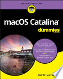 """""""macOS Catalina For Dummies"""" by Bob LeVitus"""
