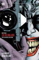 Batman: The Killing Joke Deluxe (New Edition) [Pdf/ePub] eBook