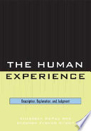 The Human Experience Book PDF