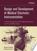 Design and Development of Medical Electronic Instrumentation
