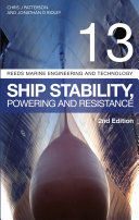 Reeds Vol 13  Ship Stability  Powering and Resistance Book