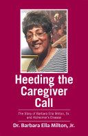 Pdf Heeding the Caregiver Call