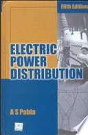 """""""Electric Power Distribution"""" by A. S. Pabla"""