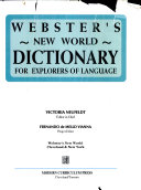 Webster s New World Dictionary for Explorers of Language