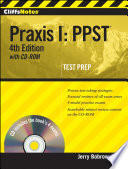 CliffsNotes Praxis I, with CD-ROM