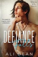 Defiance Falls banner backdrop