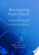 Analyzing Public Policies In Latin America