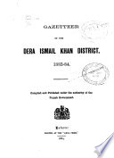 Punjab District Gazetteers