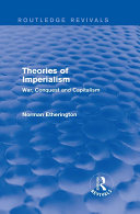Theories of Imperialism  Routledge Revivals
