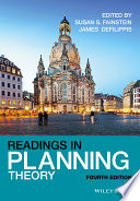 Readings in Planning Theory Book