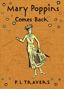 Mary Poppins Comes Back Book
