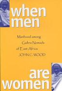 When Men are Women Online Book