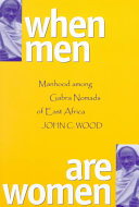 When Men are Women ebook
