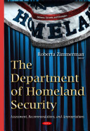The Department Of Homeland Security Book PDF