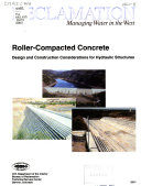 Roller-compacted concrete: design and construction