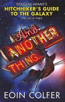 Cover of And Another Thing