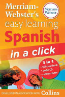 Merriam-Webster's Easy Learning Spanish in a Click