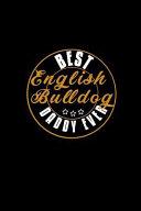 Best English Bulldog Daddy Ever