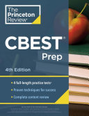 Princeton Review CBEST Prep  4th Edition Book