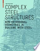 Complex Steel Structures Book