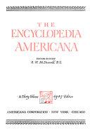 The Encyclopedia Americana