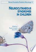Neurocutaneous Syndrome in Development Age Book