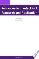 Advances In Interleukin 1 Research And Application 2012 Edition Book PDF