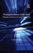 Writing the History of the Mind Pdf/ePub eBook