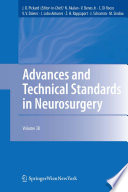 Advances And Technical Standards In Neurosurgery Book PDF