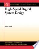 High speed Digital System Design