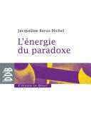 Pdf L'énergie du paradoxe Telecharger