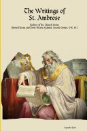 The Writings of St  Ambrose