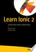 Learn Ionic 2