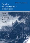 Parades and the Politics of the Street Pdf/ePub eBook