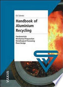 Handbook of Aluminium Recycling