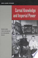 Carnal Knowledge and Imperial Power