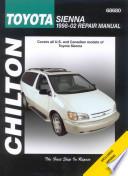 Toyota Sienna 1998-2002