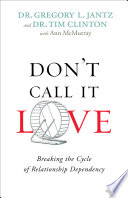 Don t Call It Love Book