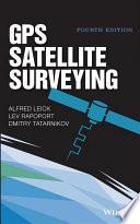 GPS Satellite Surveying Book