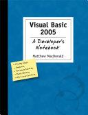Visual Basic 2005  A Developer s Notebook