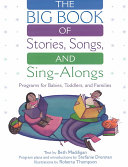 The Big Book of Stories  Songs  and Sing alongs
